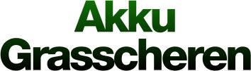 Akku Grasschere
